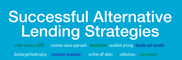 alternative lending mortgages